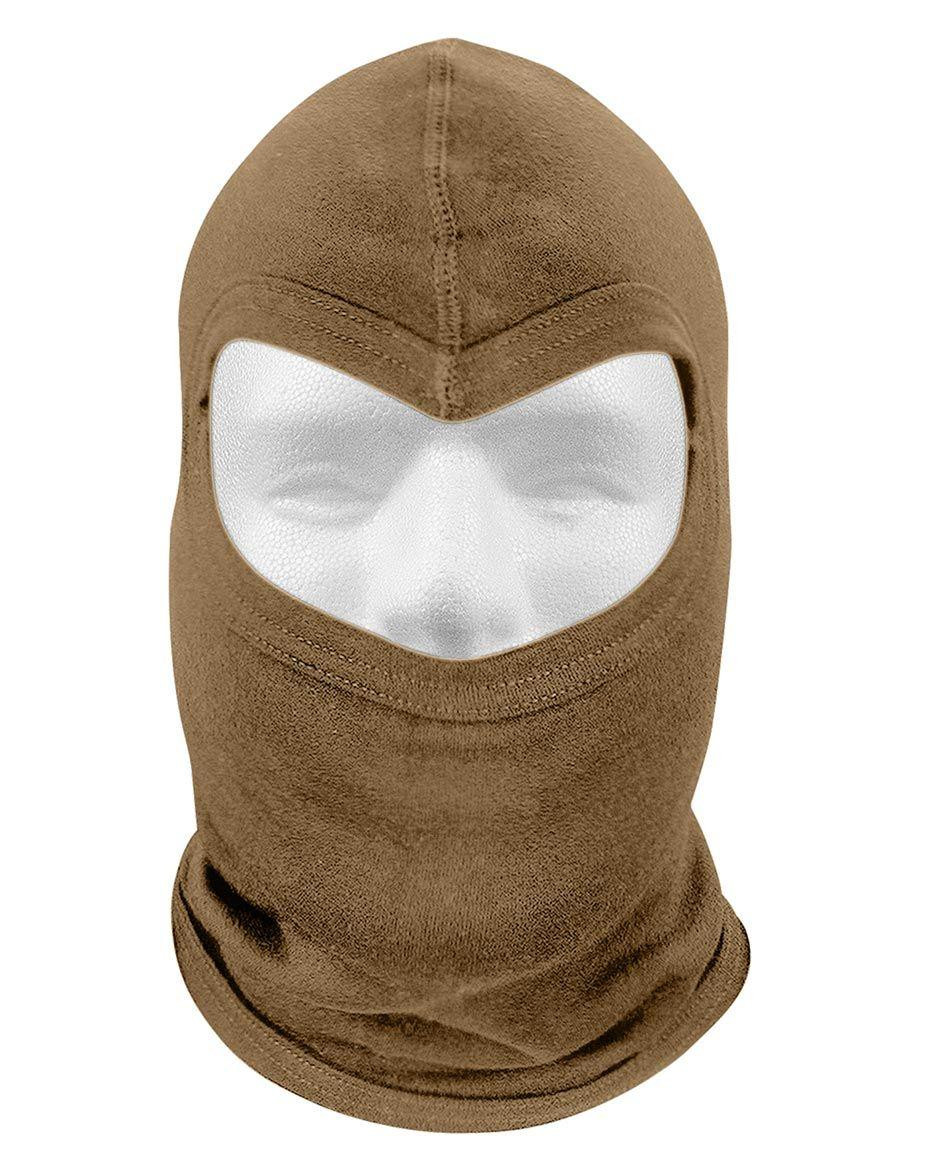 Image of   Rothco Flammehæmmende Balaclava - 1-Hul (Coyote Brun, One Size)