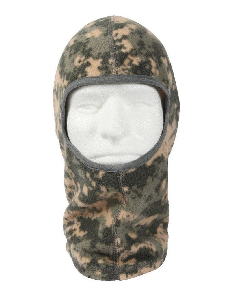 Image of   Rothco Fleece Balaclava - 1 Hul (ACU Camo, One Size)