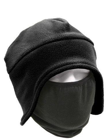 Image of   Rothco Fleece Hue - Ninja style (Sort, One Size)