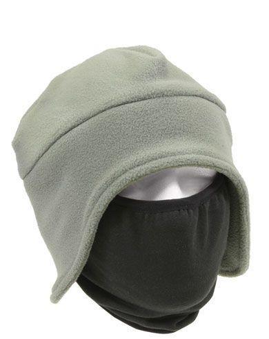 Image of   Rothco Fleece Hue - Ninja style (Blad Grøn, One Size)