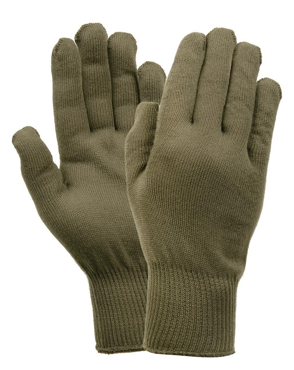 Image of   Rothco G.I. Polypropylene Handsker (Oliven, One Size)