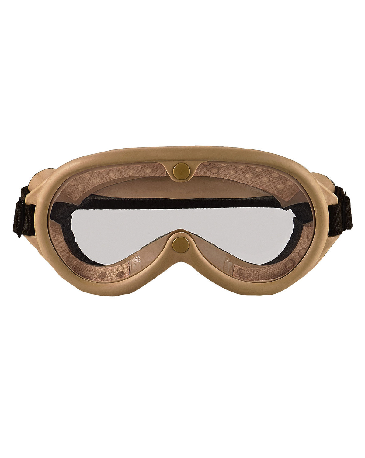 Image of   Rothco Goggles (Tan, One Size)
