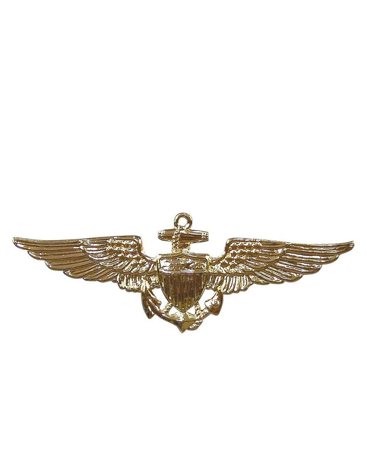Image of   Rothco Gradtegn - U.S. Naval Aviator (Guld, One Size)