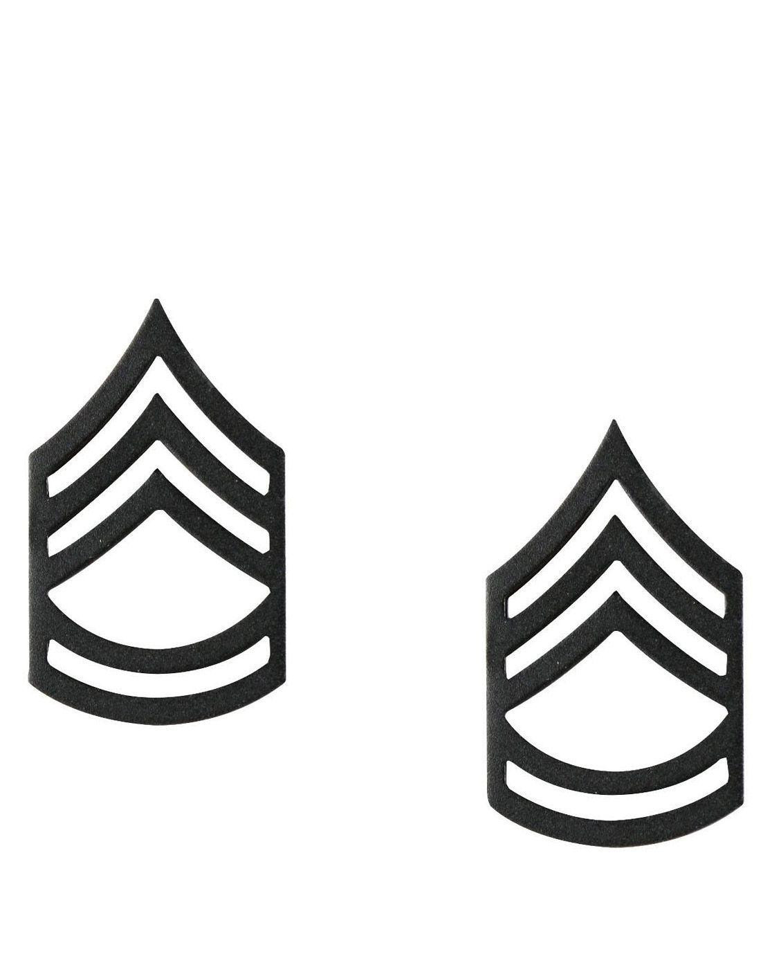 Image of   Rothco Gradtegn - U.S. Sergeant First Class (Assorteret, One Size)