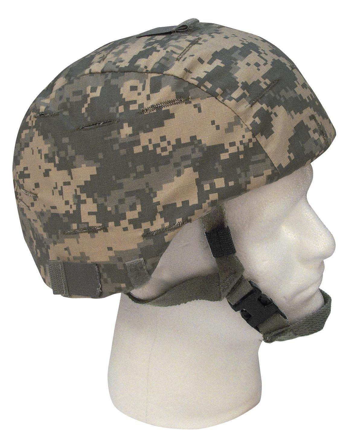 Image of   Rothco Hjelm Cover (ACU Camo, One Size)