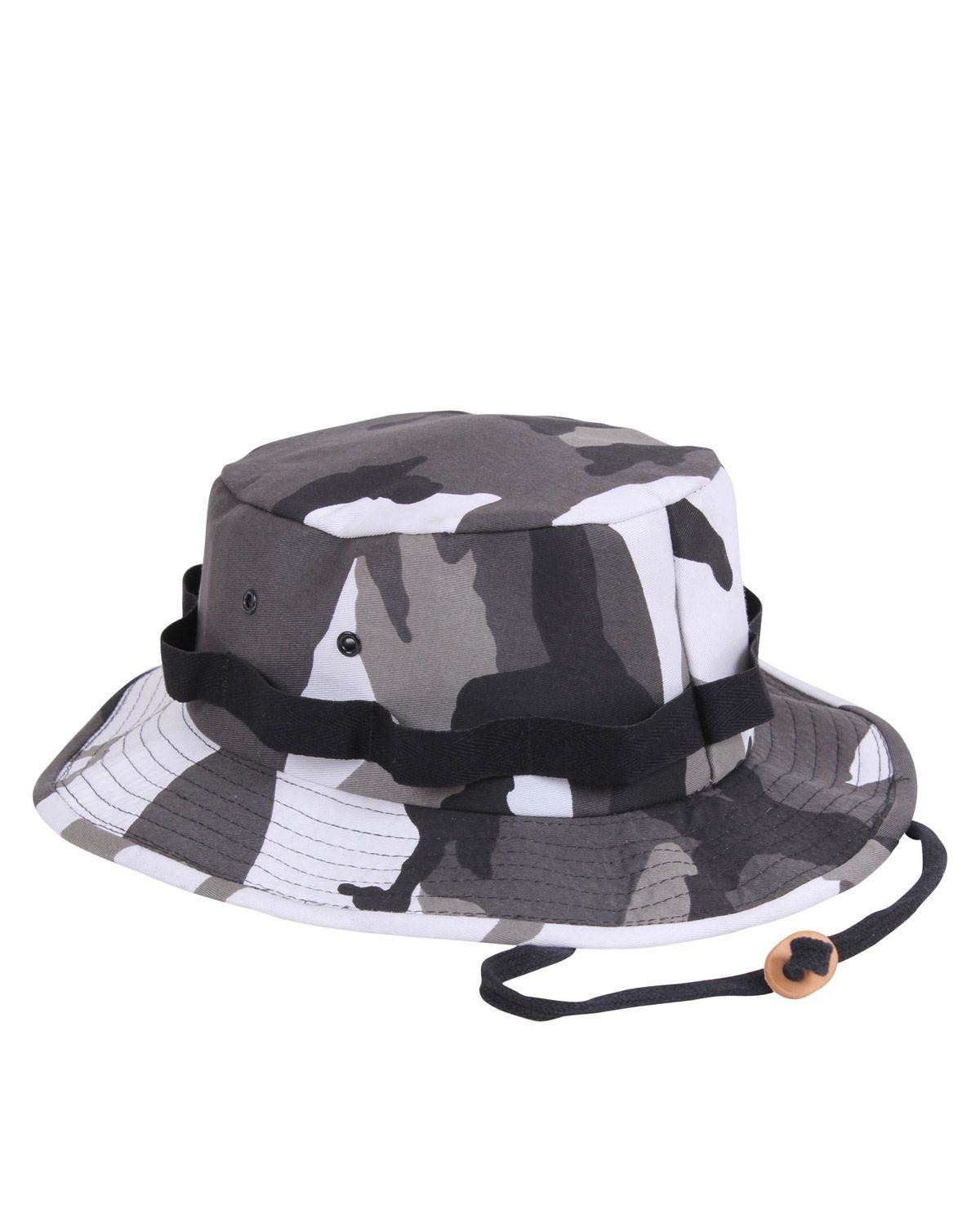 Image of   Rothco Jungle Boonie (Urban Camo, L / 59cm)