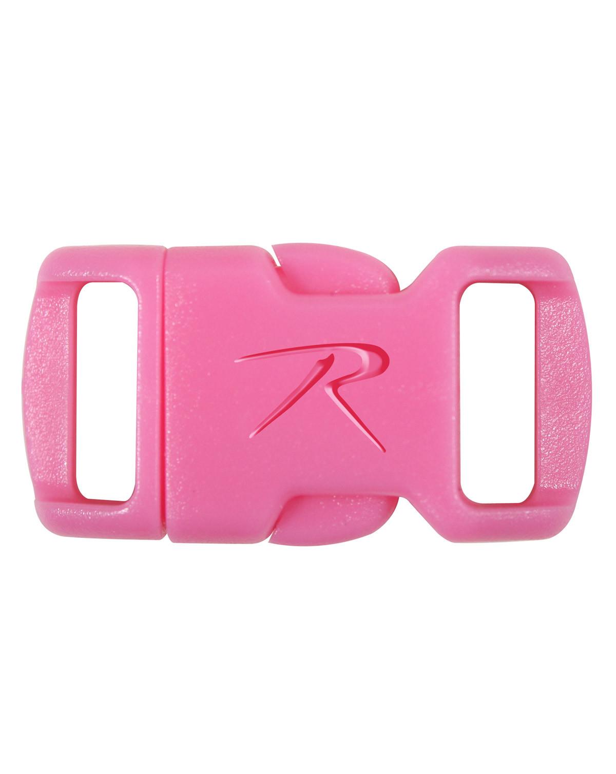 Image of   Rothco Klik Spænde - 1cm (Pink, One Size)