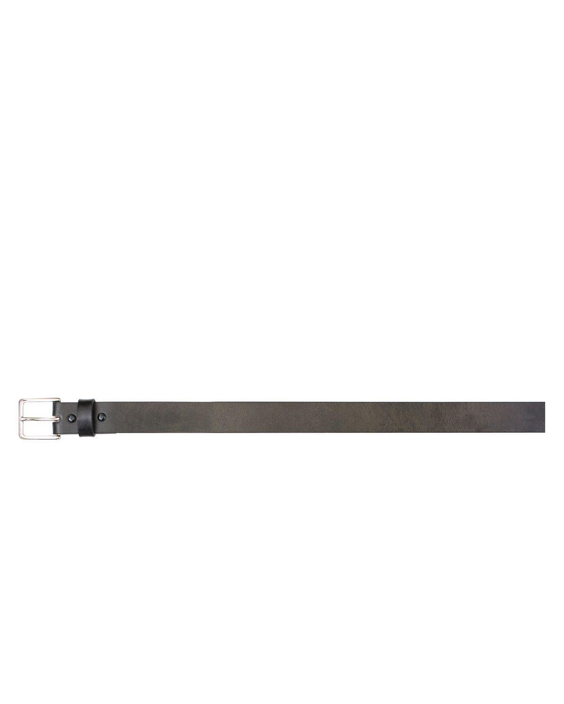 rothco rothco læderbælte - 3 cm (sort, w42)