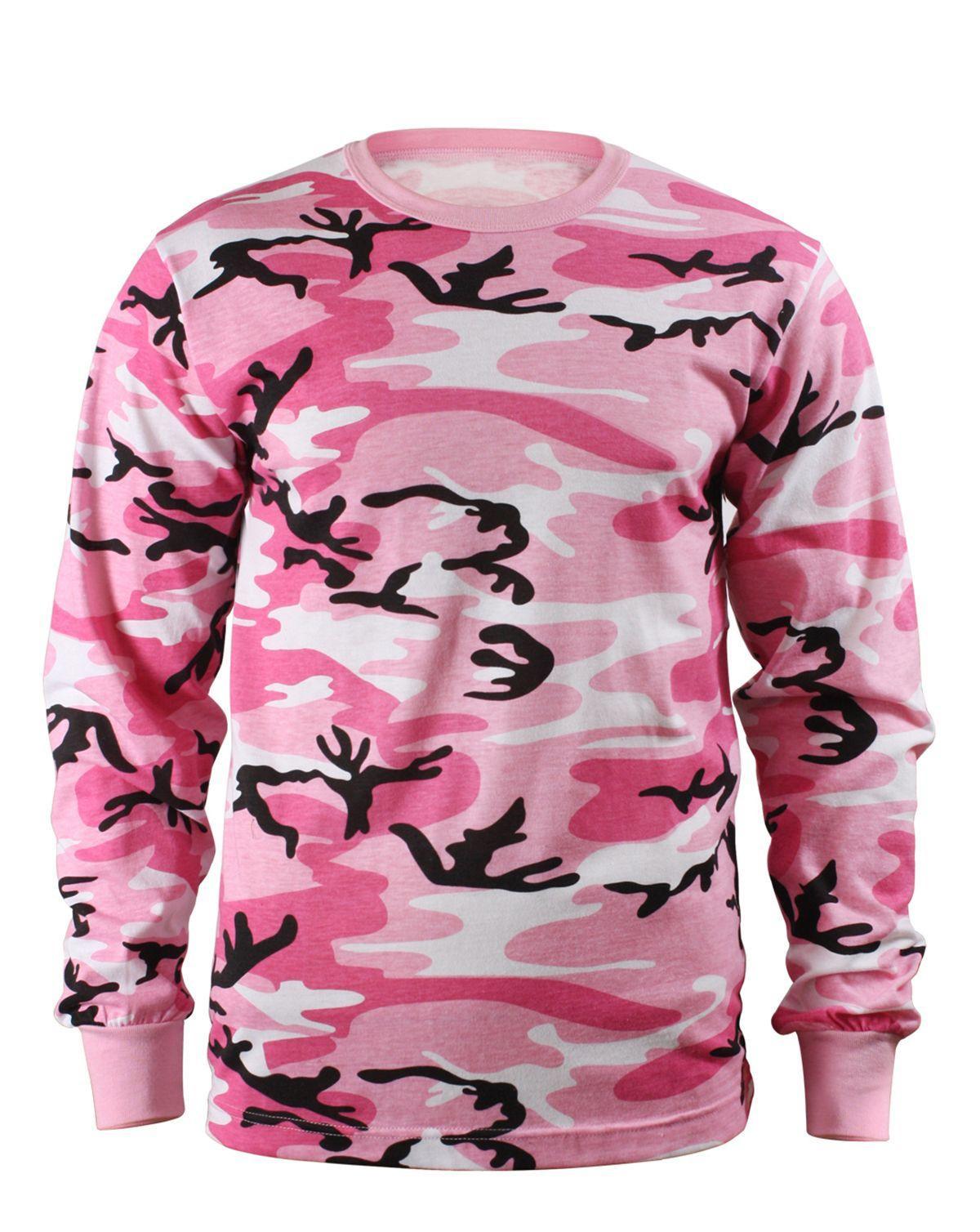 Køb Rothco Langærmet T Shirt Børn   Fri Fragt over 600  ARMY STAR