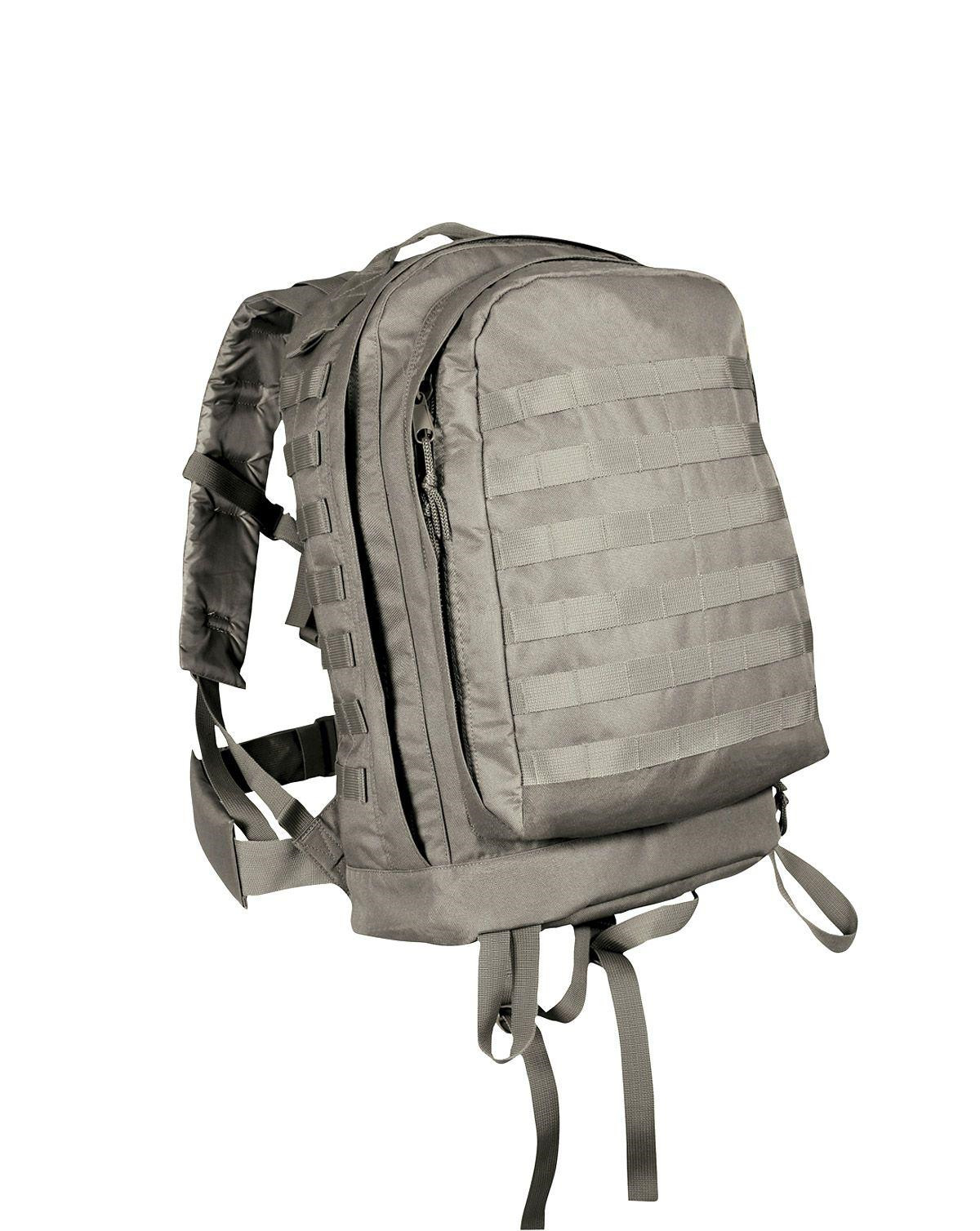 Image of   Rothco MOLLE 3-day Assault Pack (Blad Grøn, One Size)