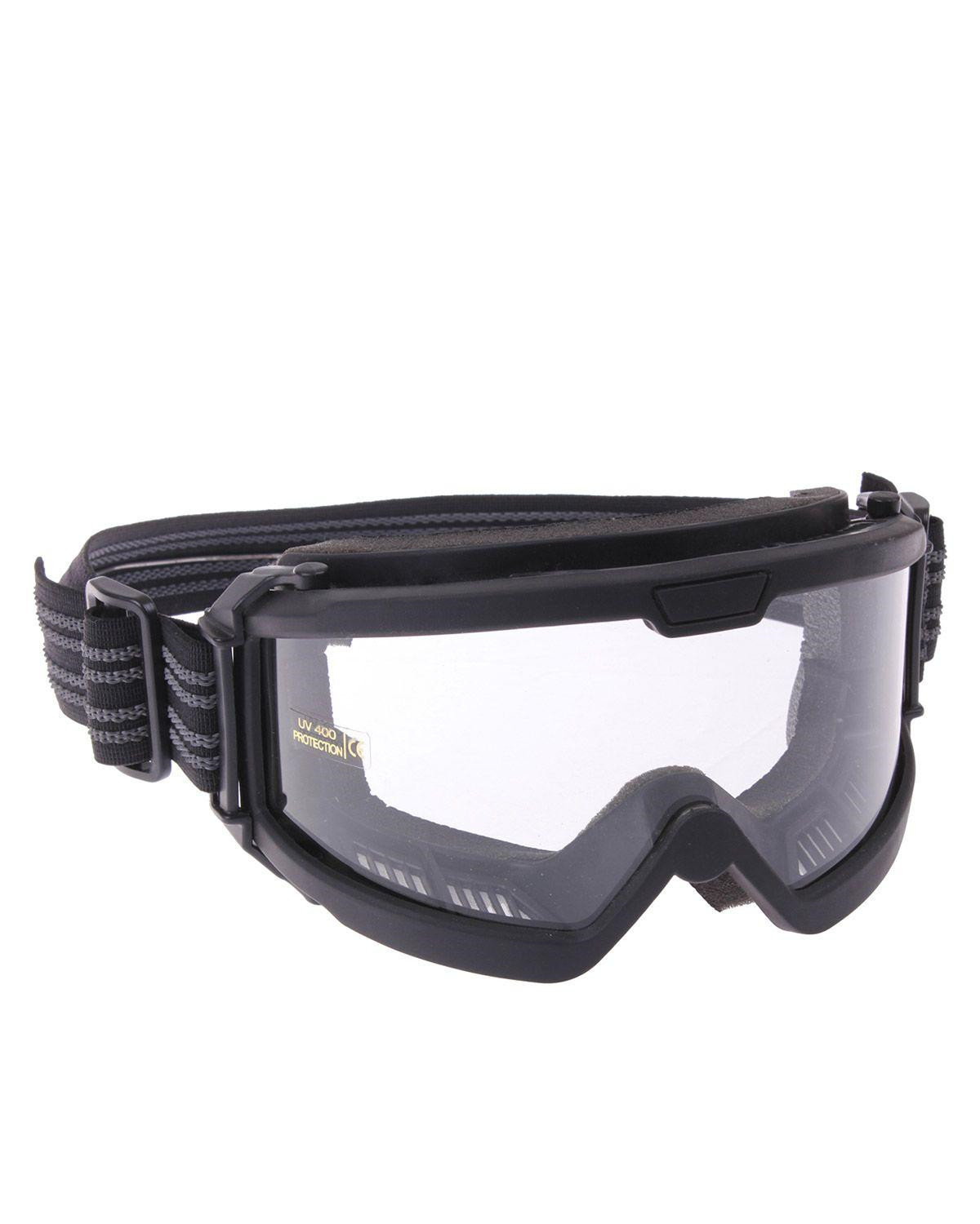 Image of   Rothco OTG Ballistic Goggles (Gennemsigtig, One Size)