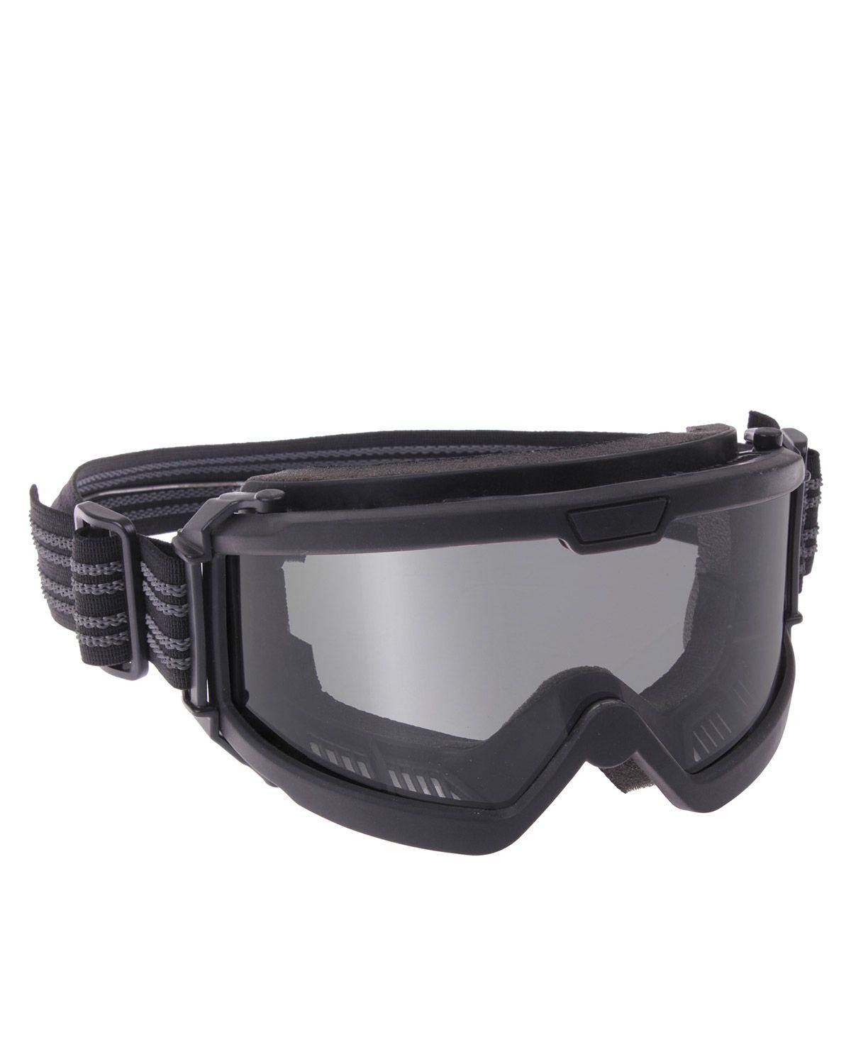 Image of   Rothco OTG Ballistic Goggles (Røget, One Size)