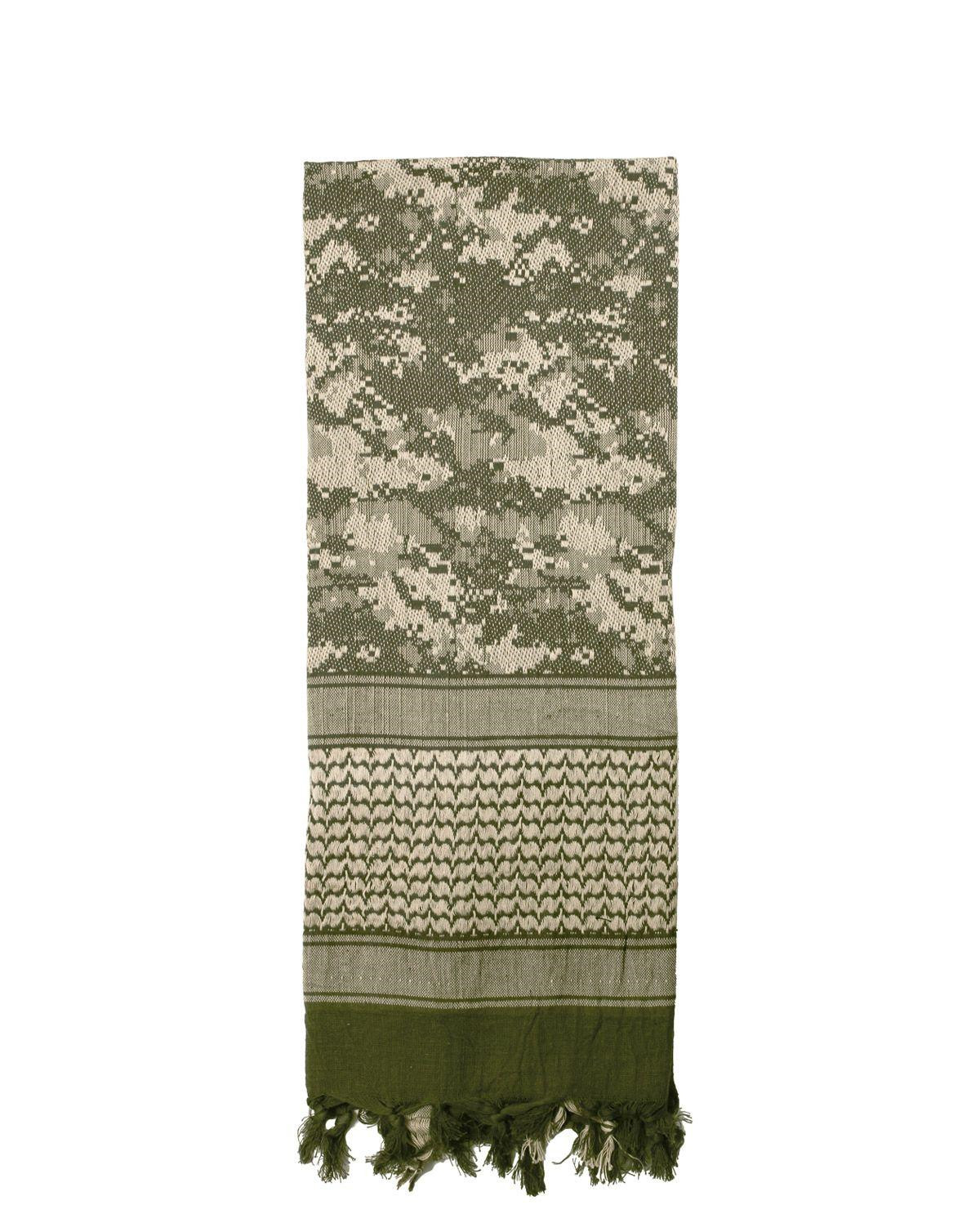 Image of   Rothco Partisan Tørklæde (ACU Digital Camo, One Size)