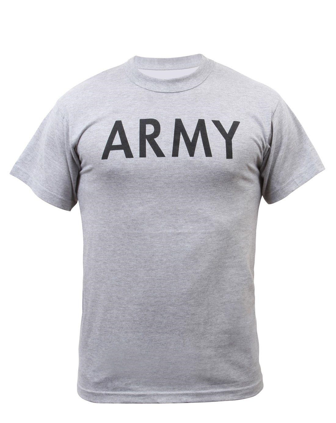 Rothco Kids Army Physical Training T-Shirt
