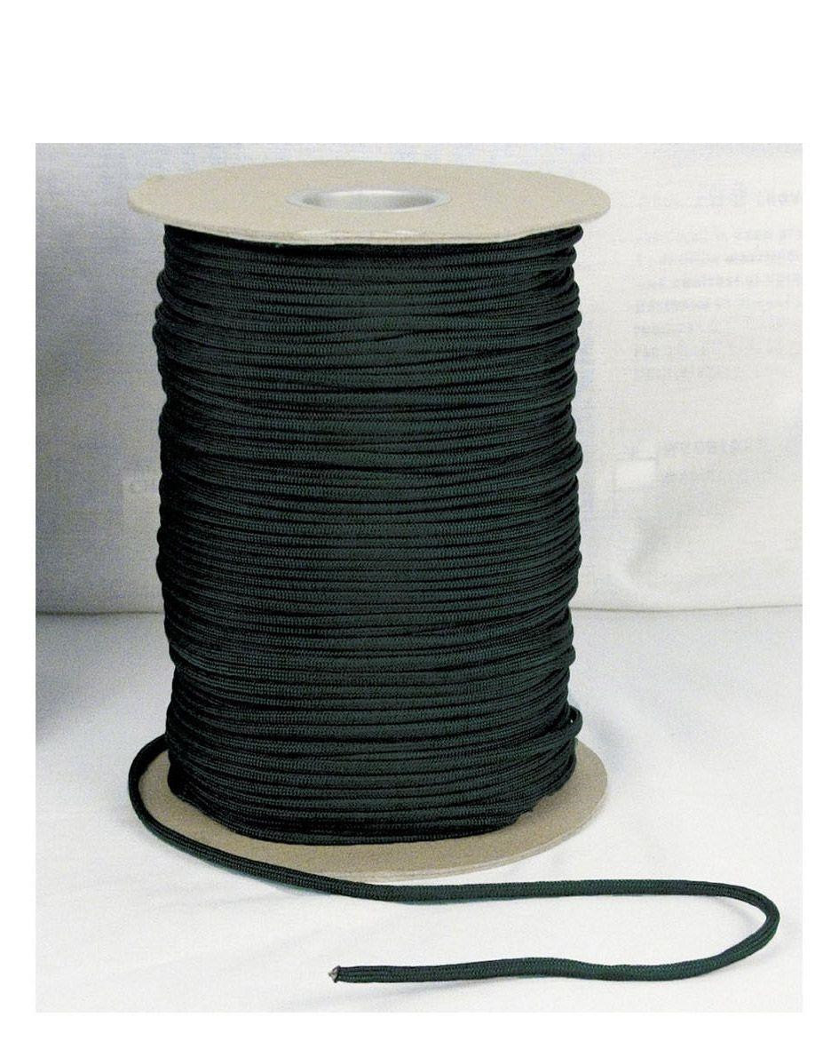 Image of   Rothco Rulle m. 304m./1000ft Paracord - 550lb (Sort, One Size)