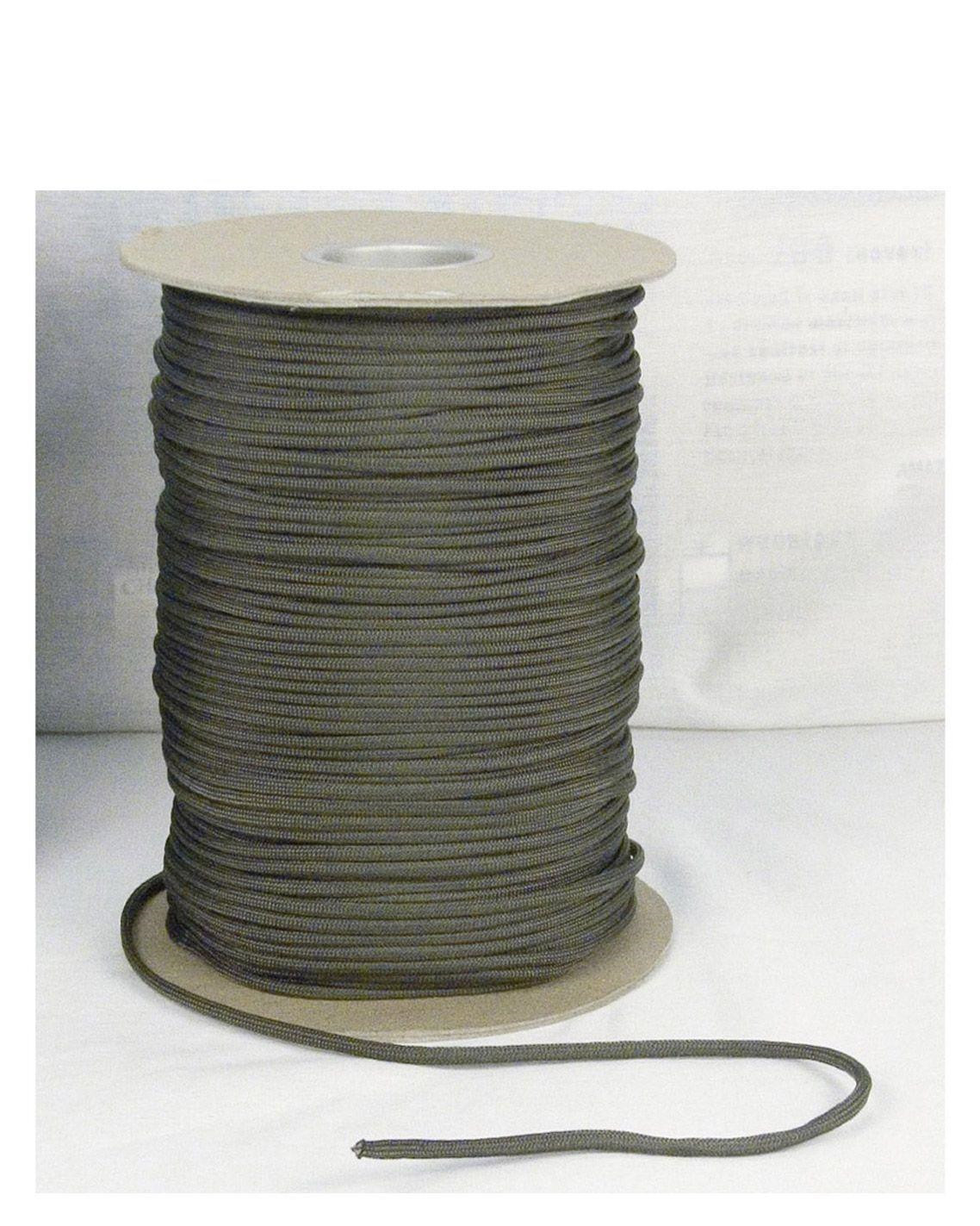 Image of   Rothco Rulle m. 304m./1000ft Paracord - 550lb (Oliven, One Size)