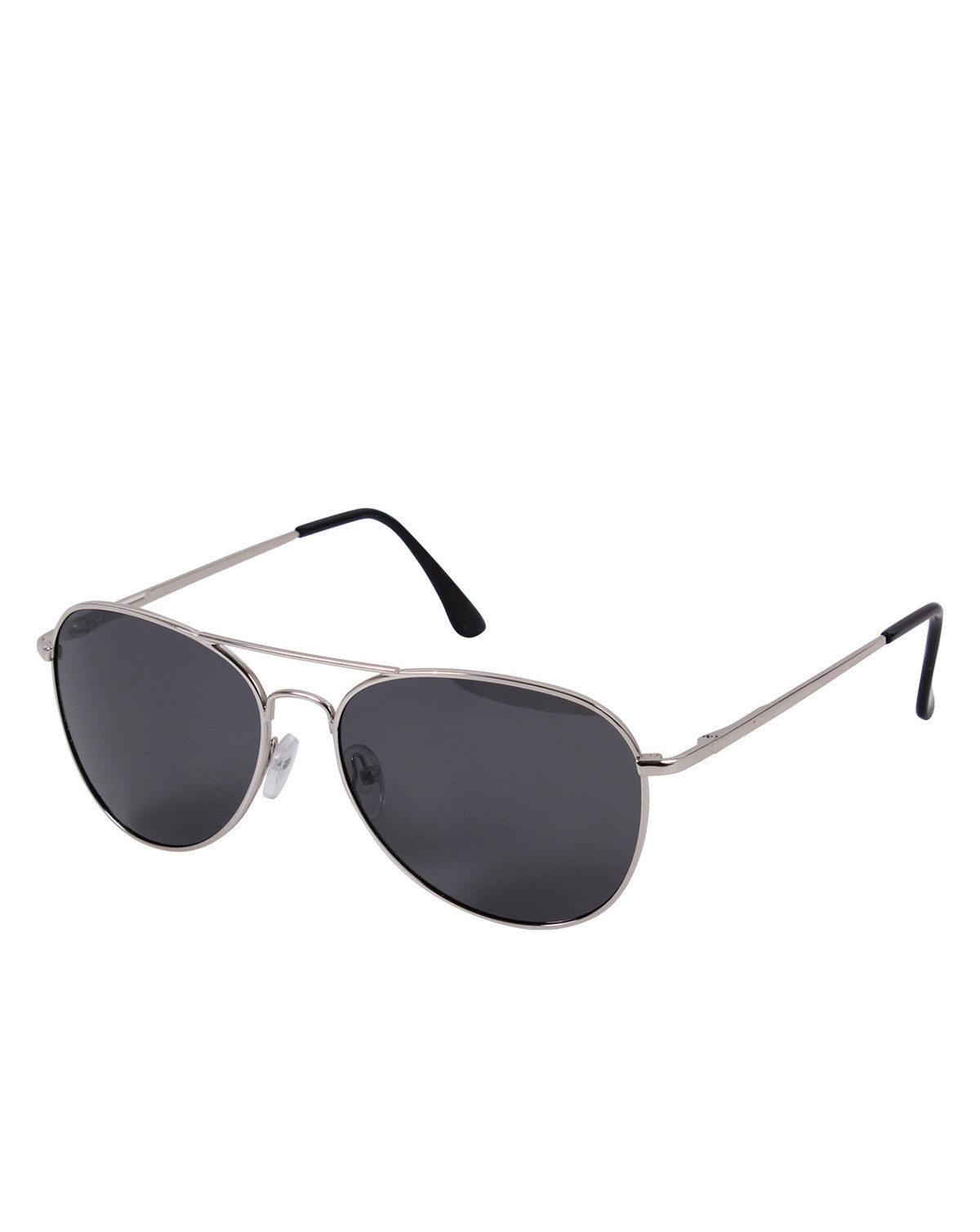 Image of   Rothco Solbriller 58mm Polarized (Krom m. Røget Glas, One Size)