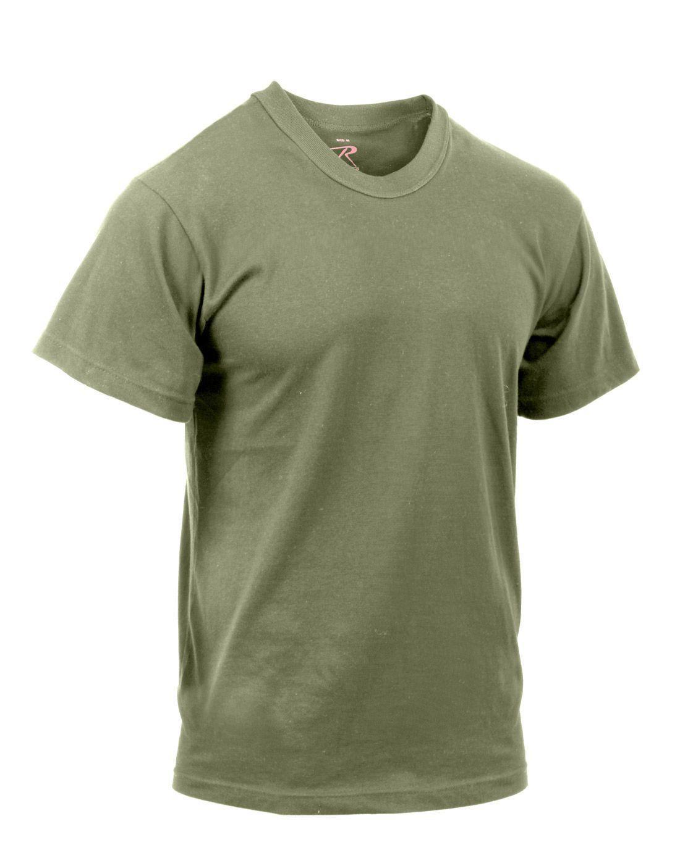 Køb Rothco Svedtransporterende T shirt   Fri Fragt over 600  ARMY STAR