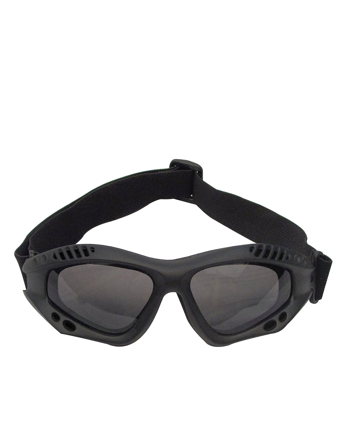 Image of   Rothco Taktisk Goggle (Sort, One Size)