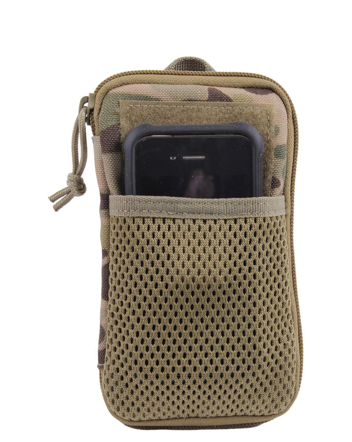 Image of   Rothco Taktisk MOLLE Pung (Multicam, One Size)
