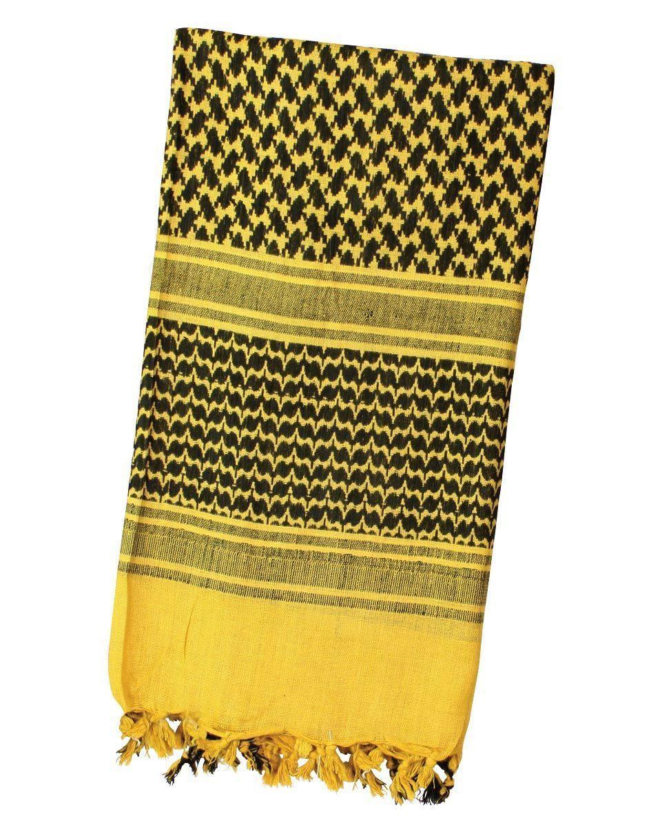 Image of   Rothco Taktisk Tørklæde, Letvægt (Desert Sand, One Size)