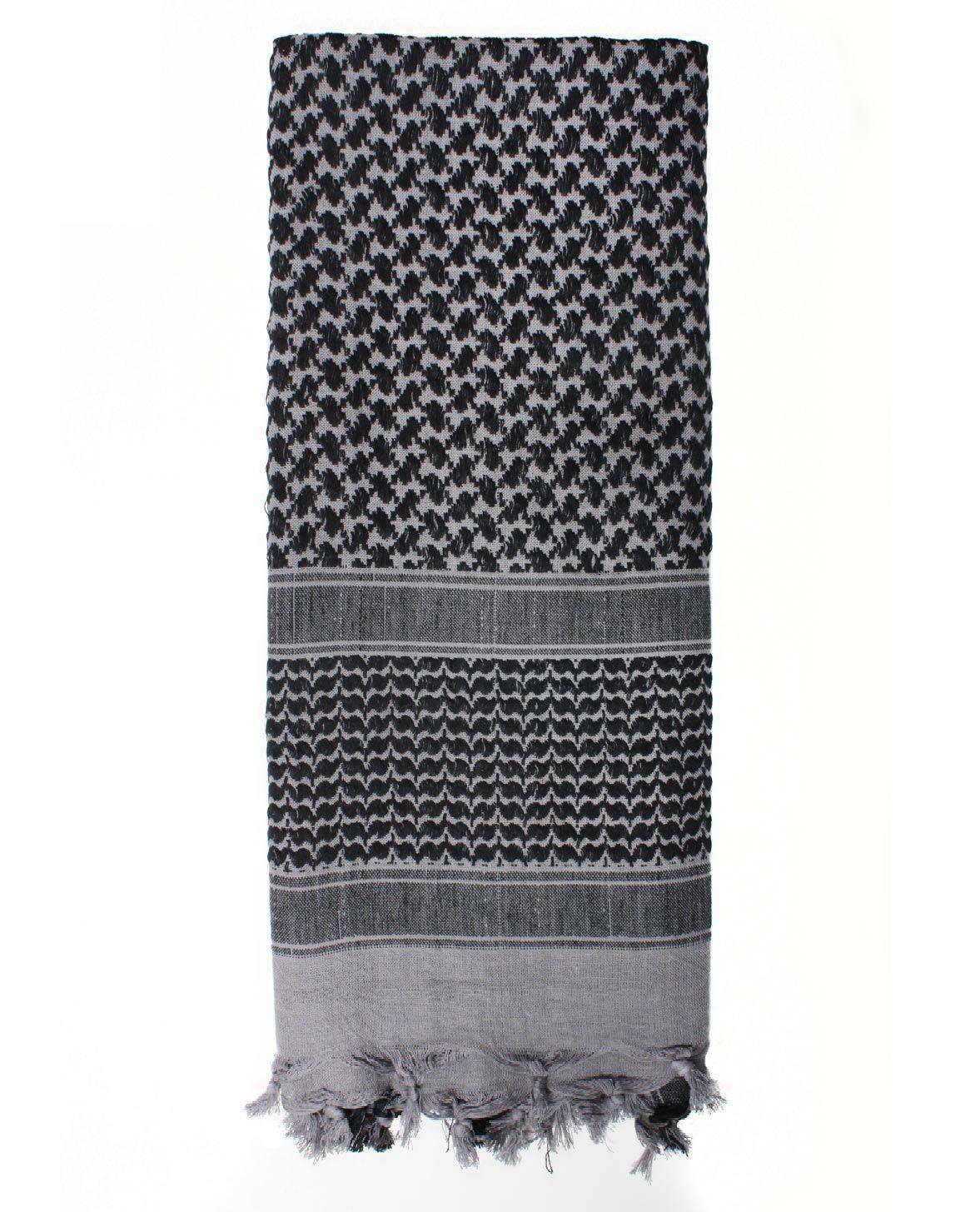 Image of   Rothco Taktisk Tørklæde, Letvægt (Grå, One Size)
