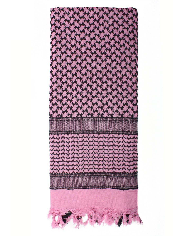 Image of   Rothco Taktisk Tørklæde, Letvægt (Pink, One Size)