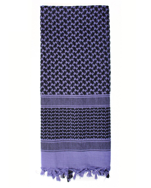 Image of   Rothco Taktisk Tørklæde, Letvægt (Lilla, One Size)