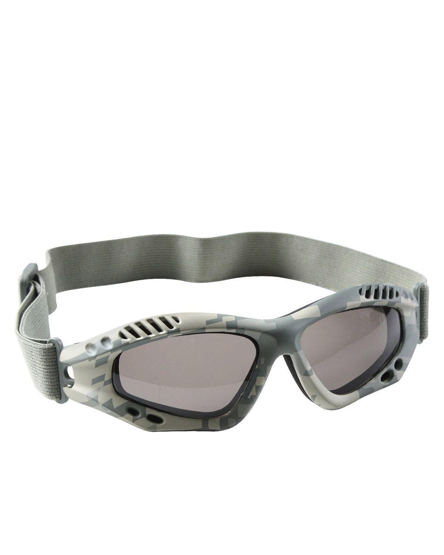 Image of   Rothco Taktiske Goggles, Ventec (ACU Camo, One Size)