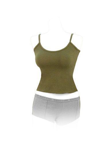 Image of   Rothco Tank Top til Kvinder (Oliven, 2XL)