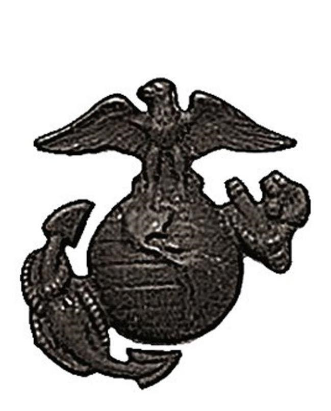 Image of   Rothco U.S.M.C. Pin (Assorteret, One Size)