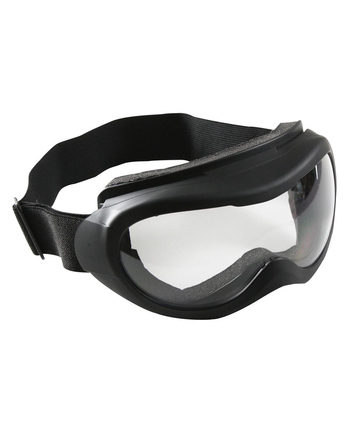 Image of   Rothco Windstorm Taktiske Goggles (Sort, One Size)