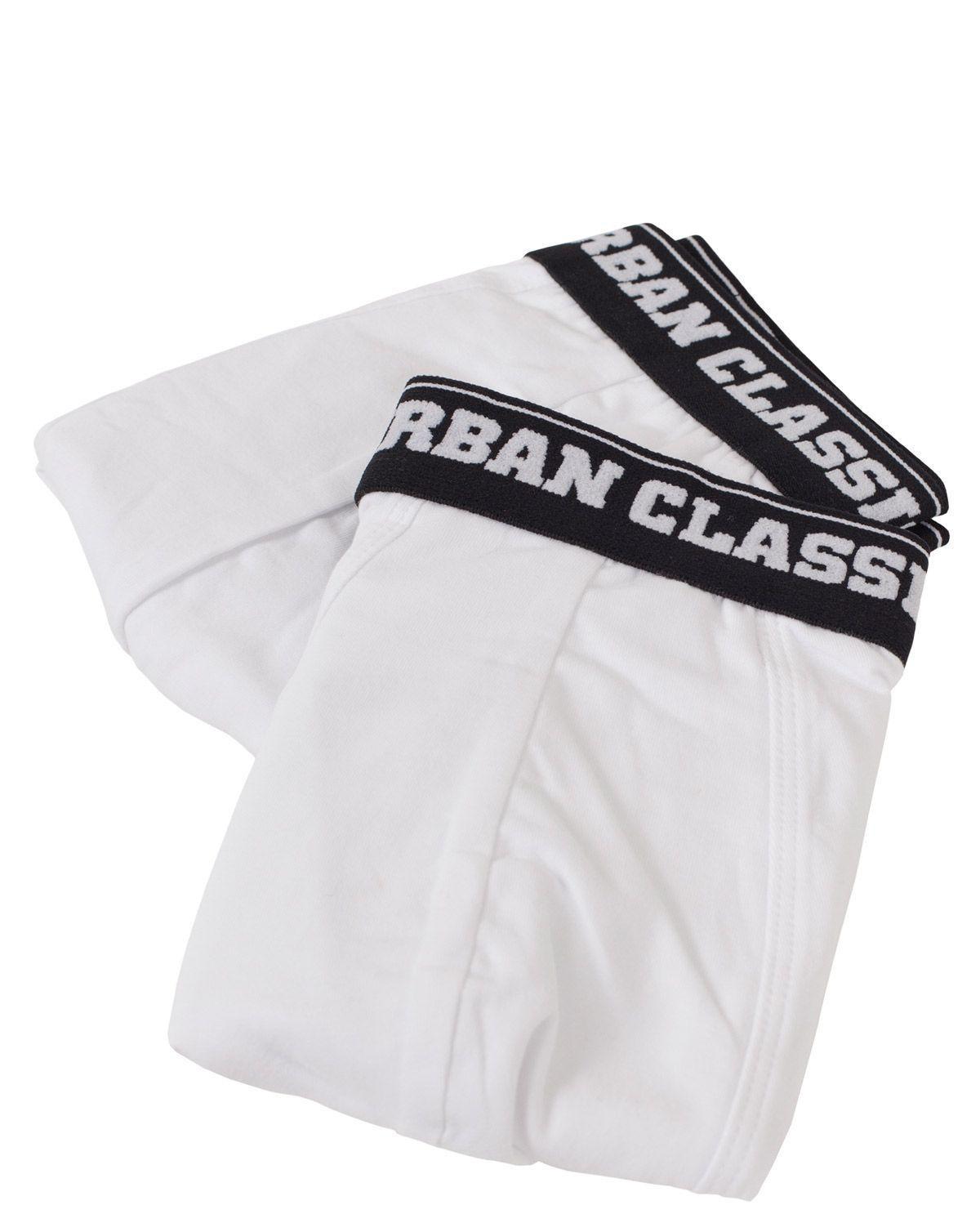 Image of   Urban Classics Boxershorts (Hvid / Hvid, L)