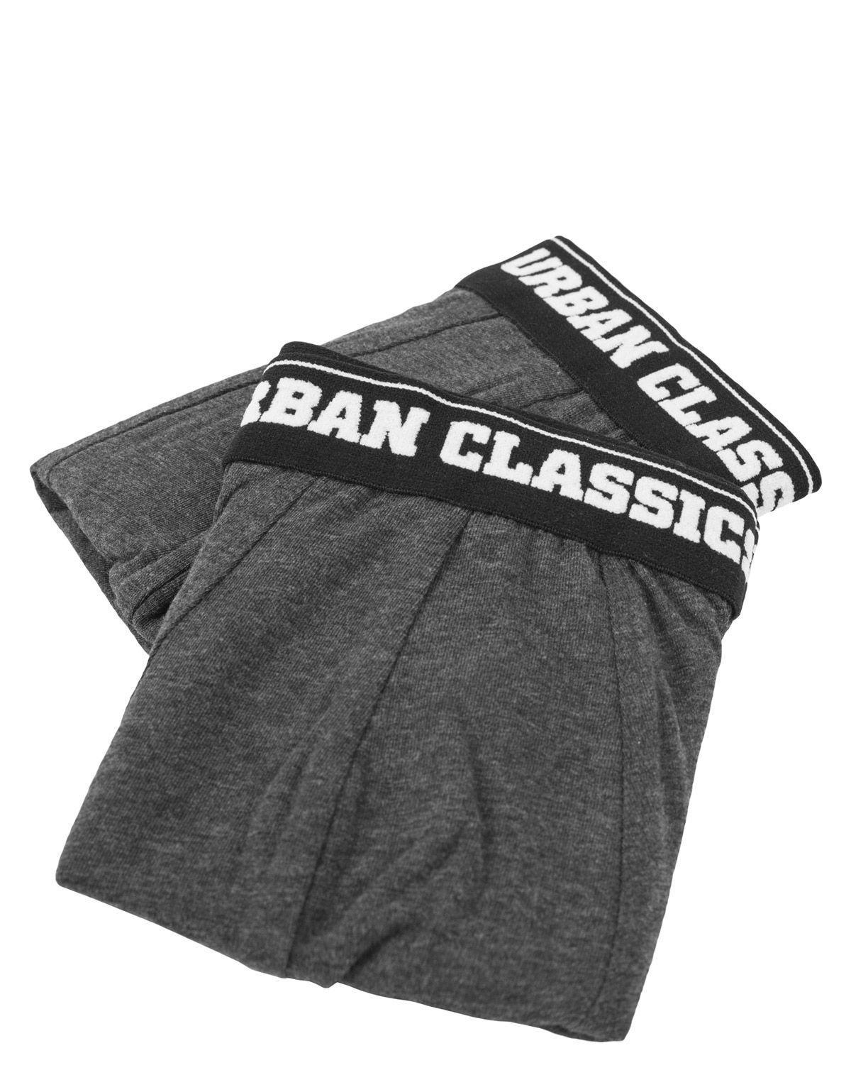 Image of   Urban Classics Boxershorts (Charcoal, L)