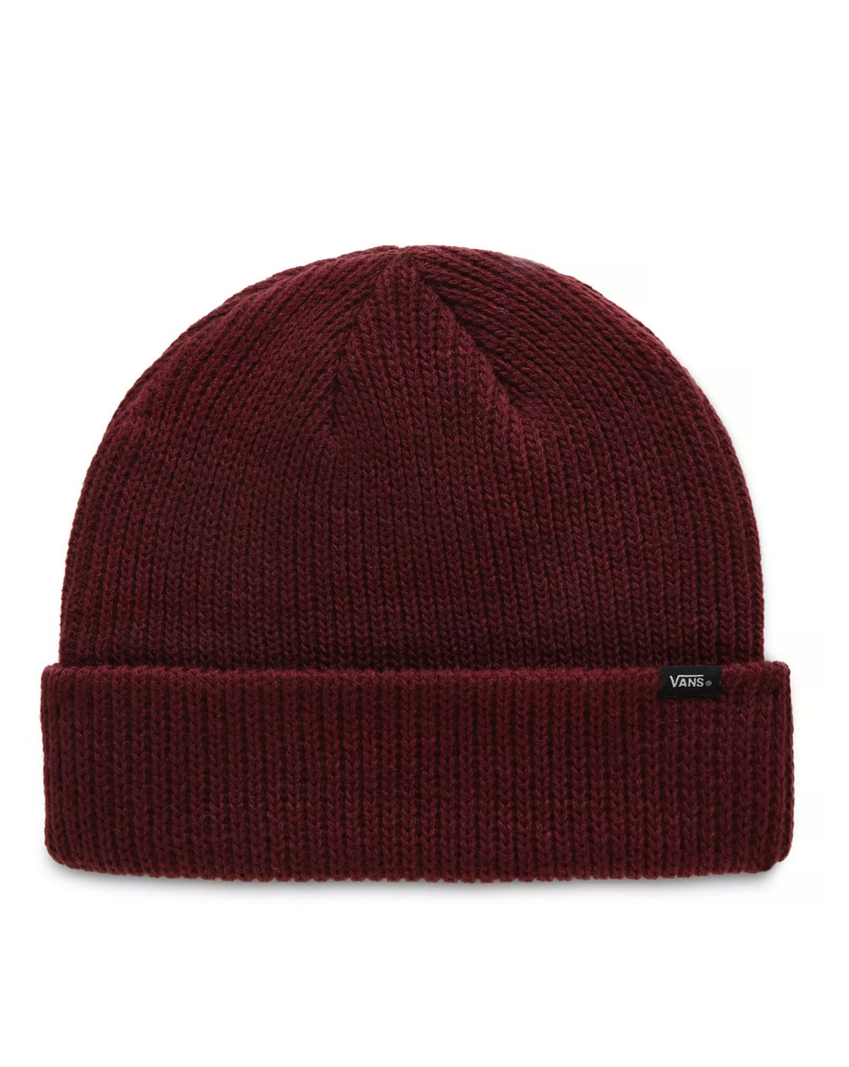 Image of   VANS Core Basics Beanie (Vinrød, One Size)
