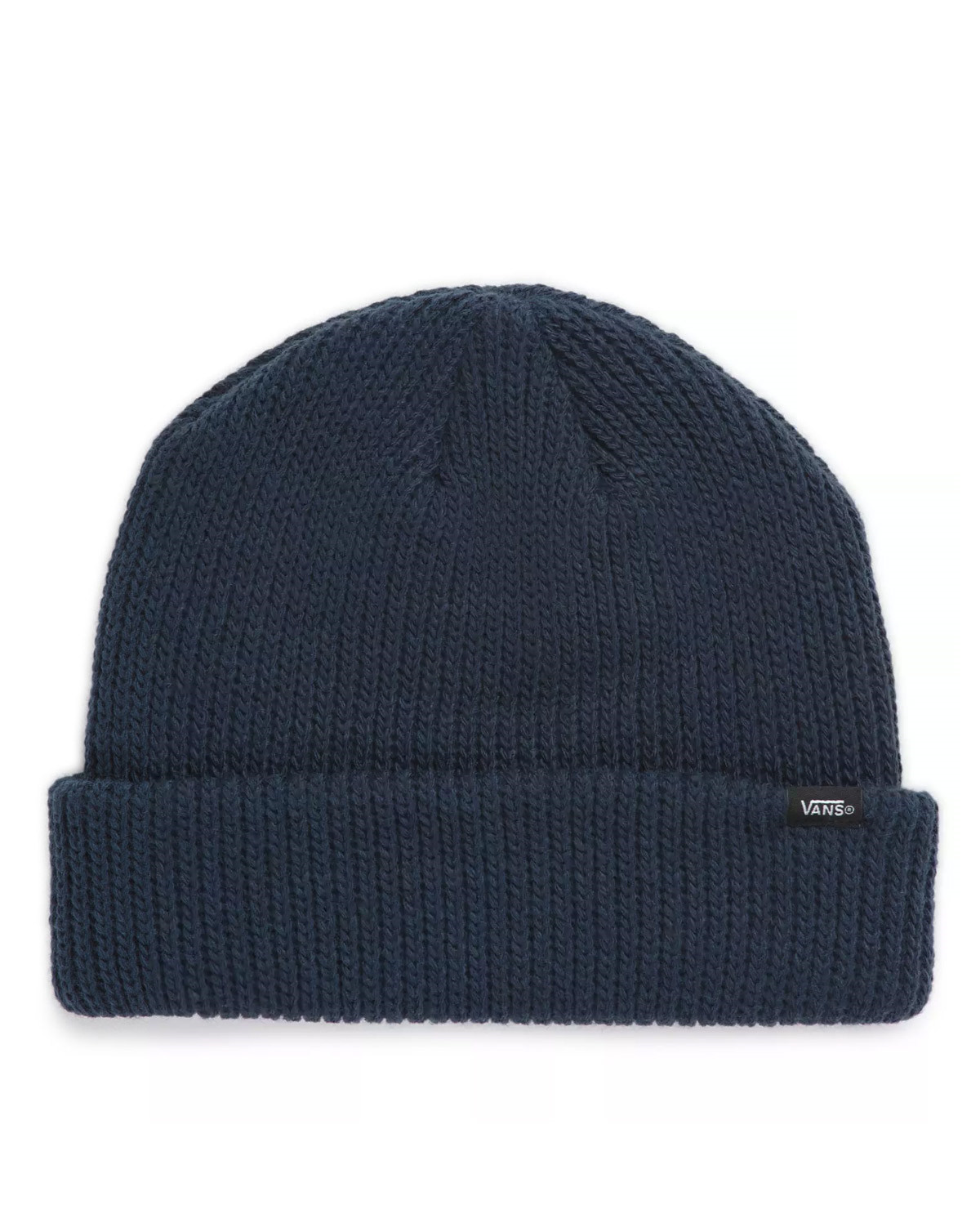 Image of   VANS Core Basics Beanie (Navy, One Size)