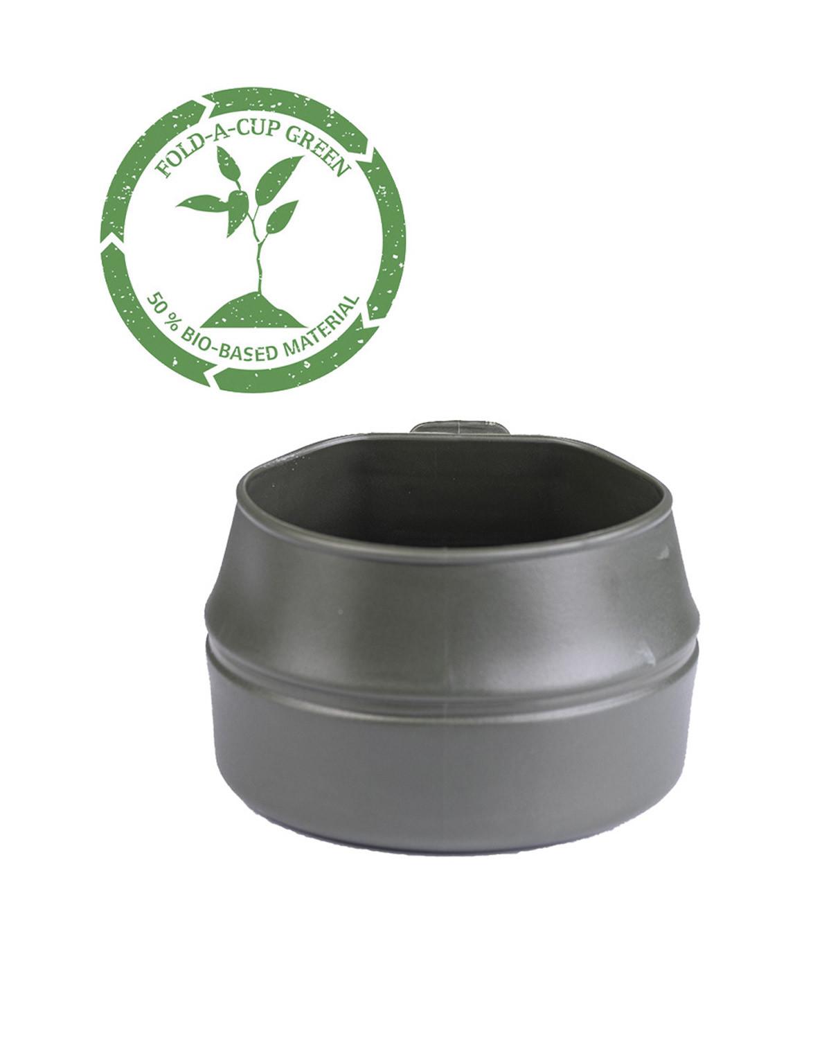 Image of   Wildo® Foldekop (Oliven, One Size)