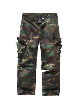 camouflage byxor barn tjej