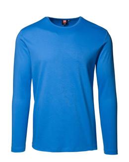 Køb ID Tætsiddende Langærmet T shirt   Fri Fragt over 600