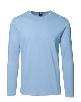 Køb ID Tætsiddende Langærmet T shirt | Fri Fragt over 600