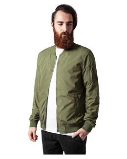 Køb Urban Classics Let Bomber jakke | Fri Fragt over 600
