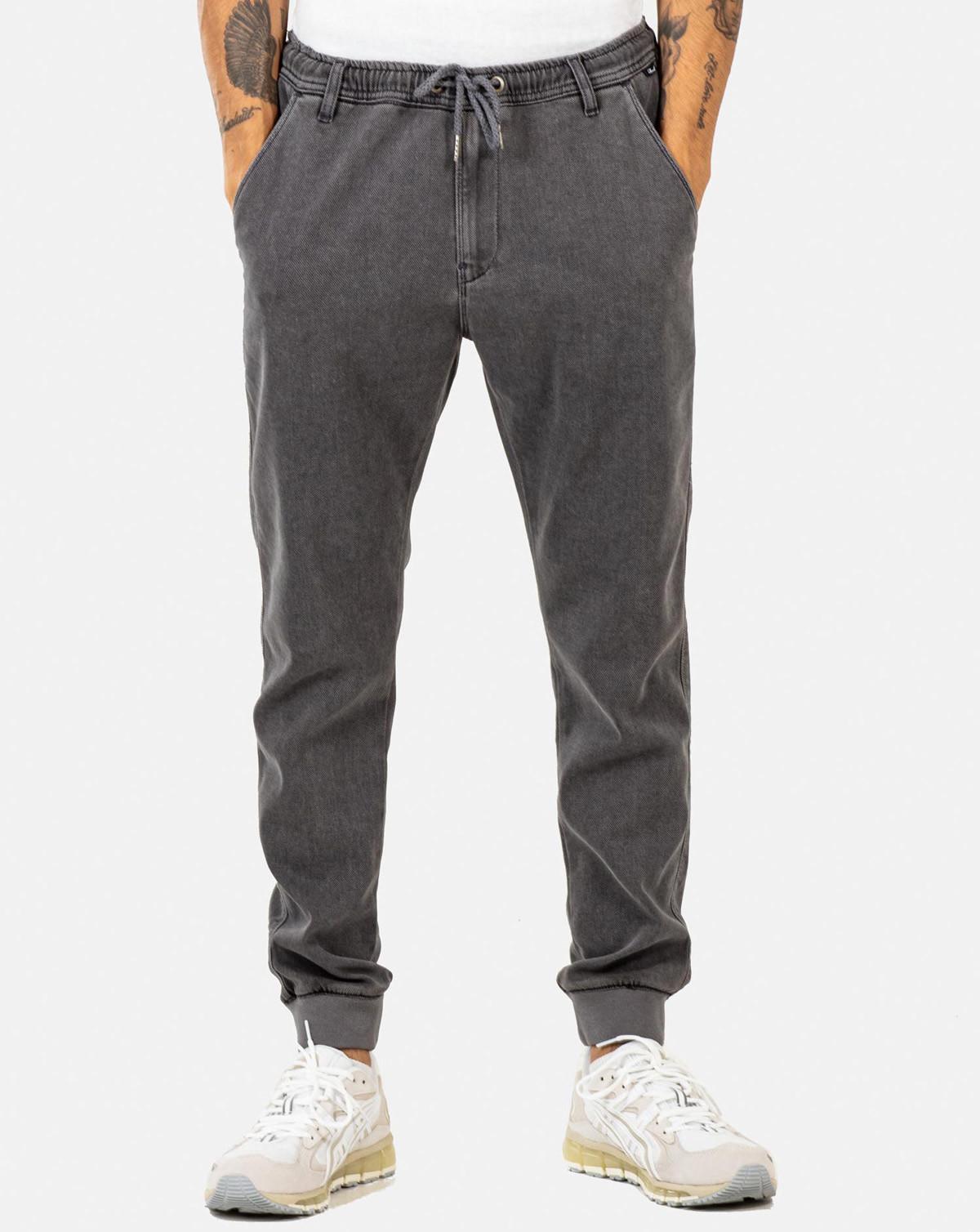 Reell Jeans Reflex Rib Pant (Dark Grey, W34 / L32)