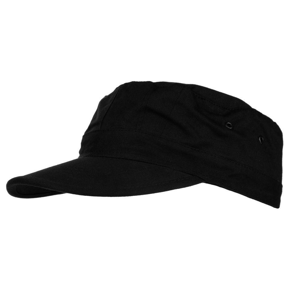 Fostex Military Fatique Cap (Black, XL)