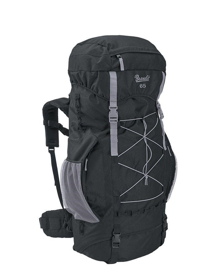 Image of   Brandit Aviator Rygsæk - 65 liter (Sort, One Size)