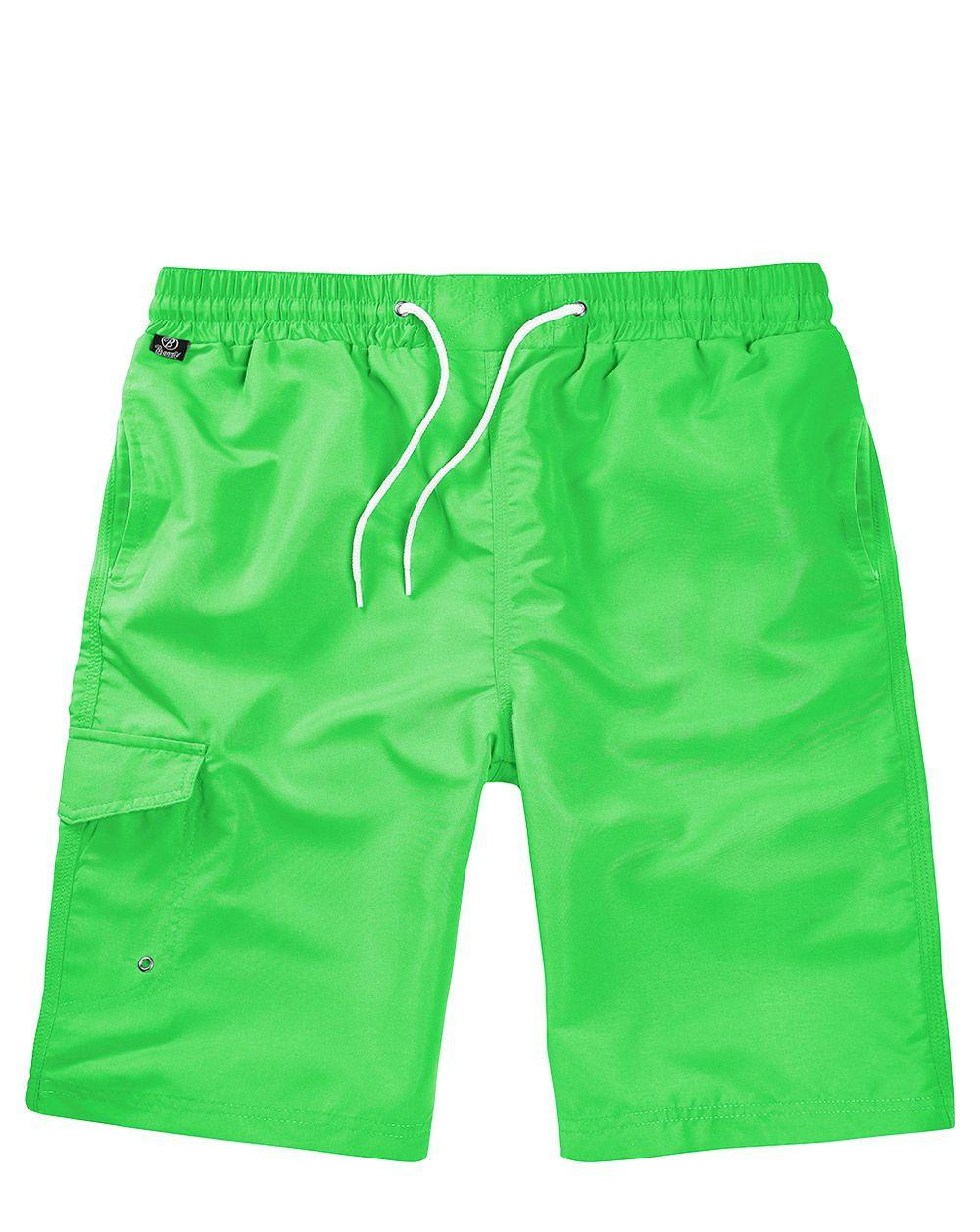 Image of   Brandit Badeshorts (Lime, L/XL)