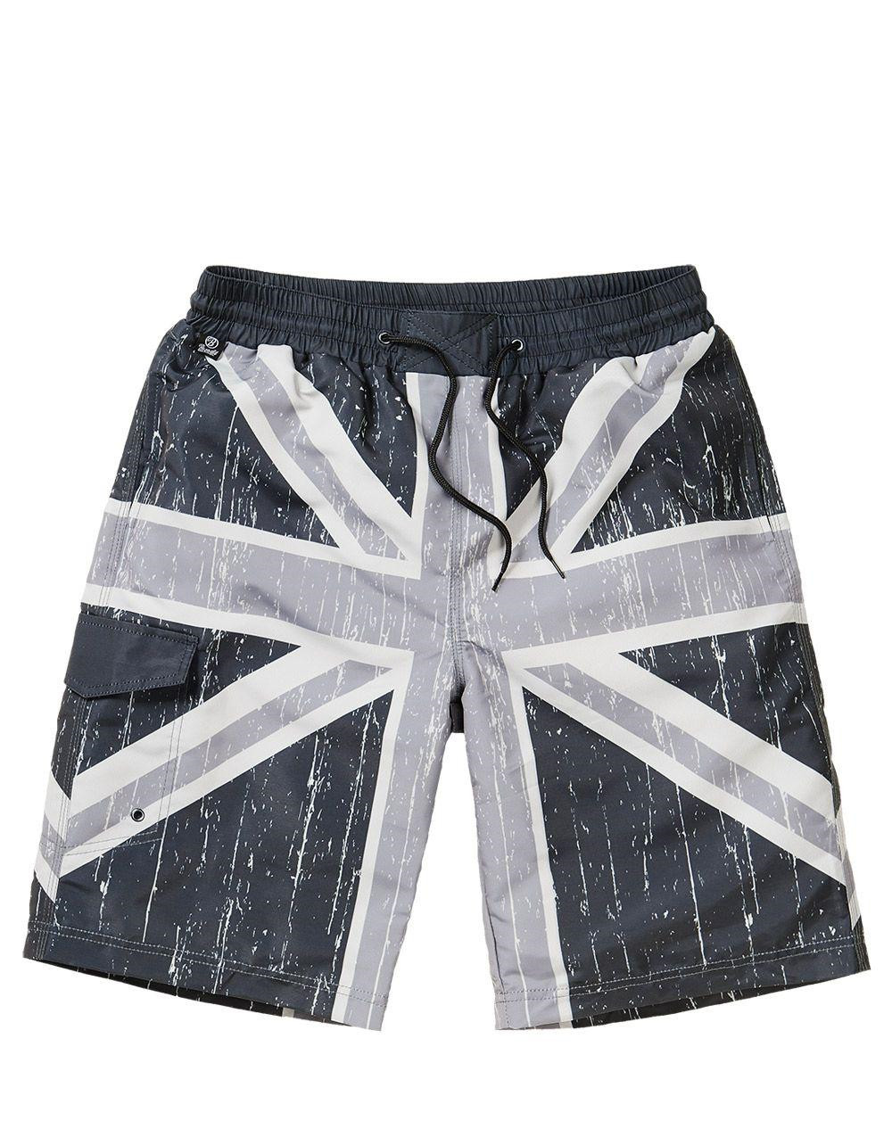 Image of   Brandit Badeshorts (Union Jack, L/XL)