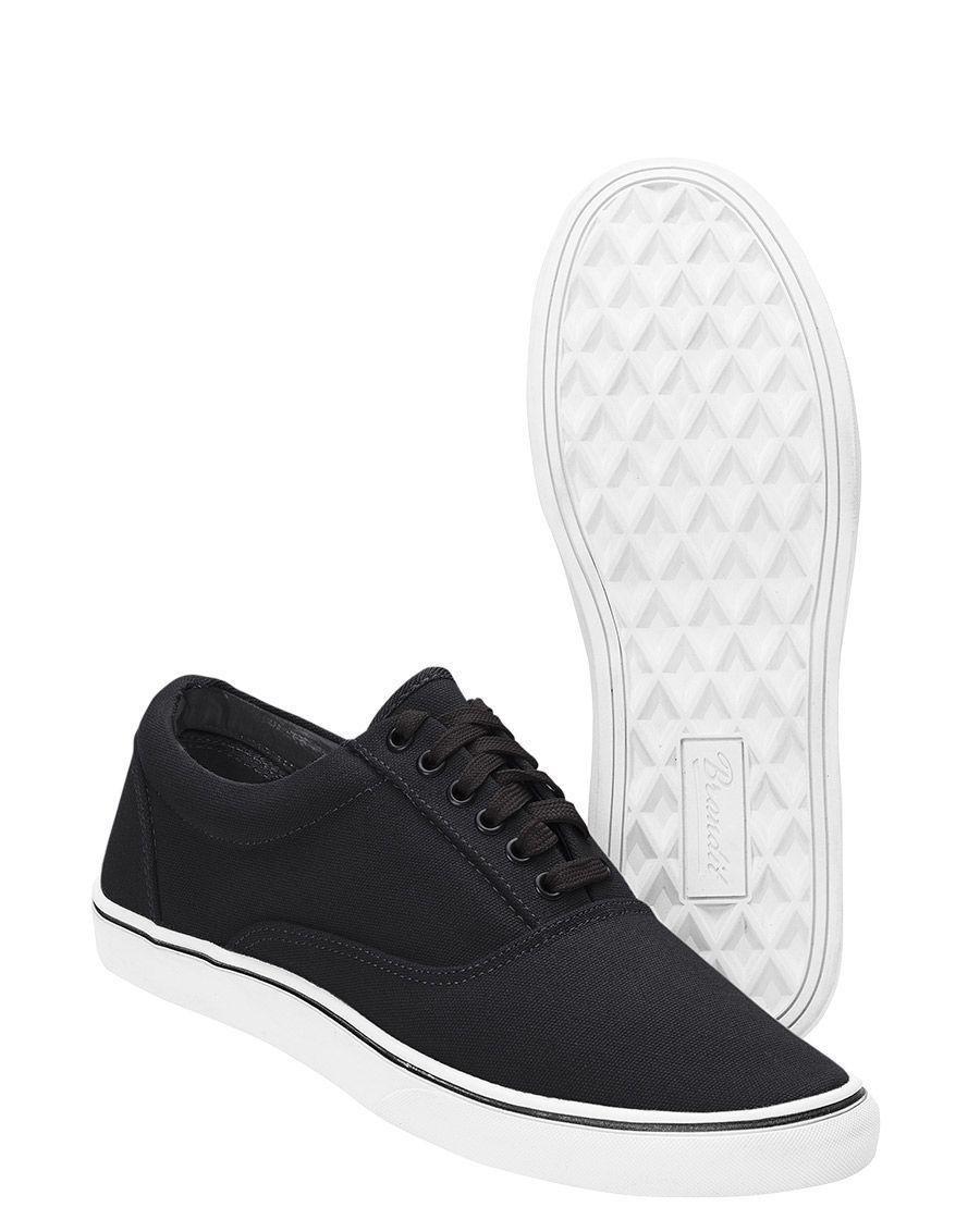 Image of   Brandit Bayside Sneaker (Sort / Hvid, 36 EU / 3 UK)