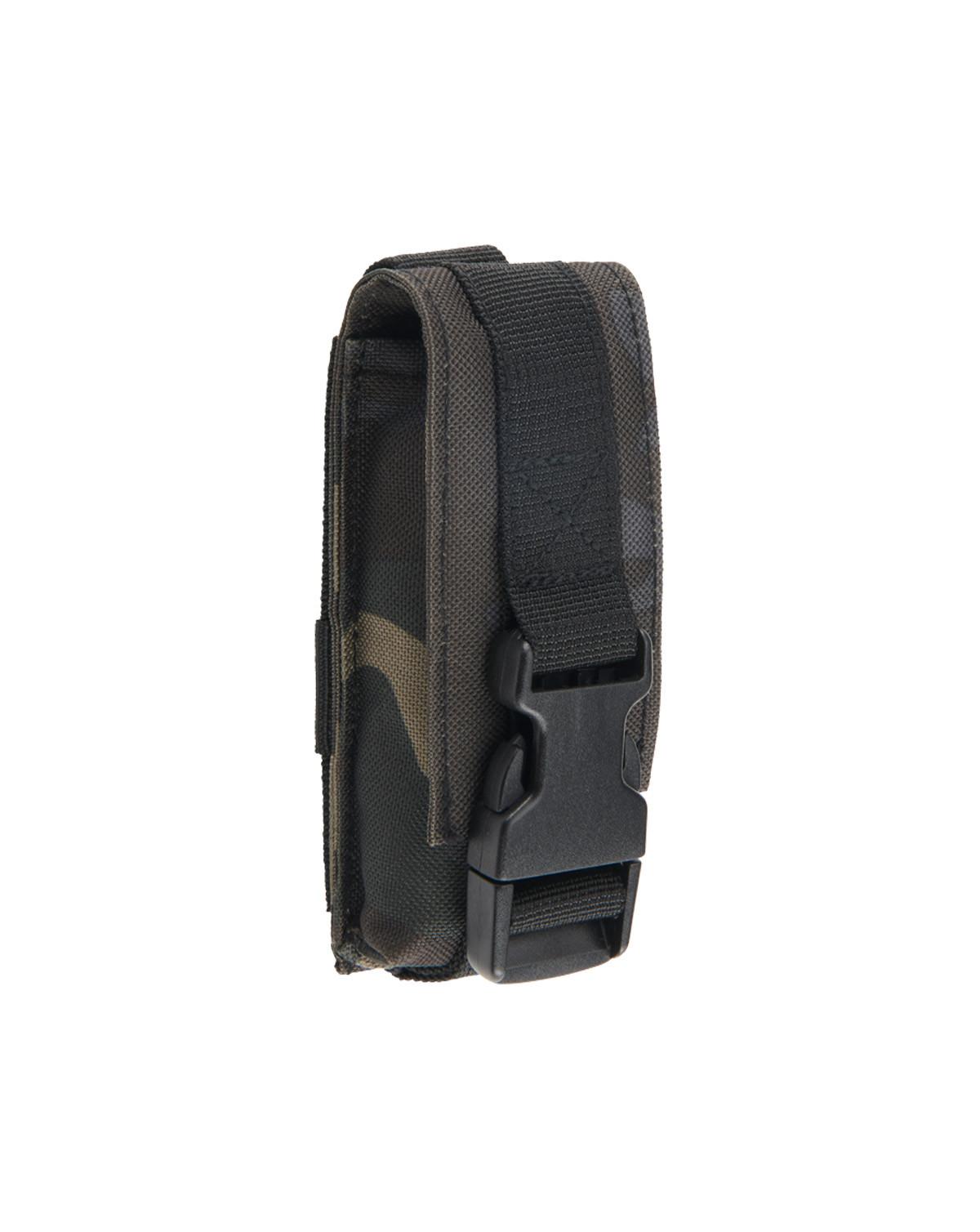 Brandit Molle Multi Pouch Medium (Dark Camo, One Size)
