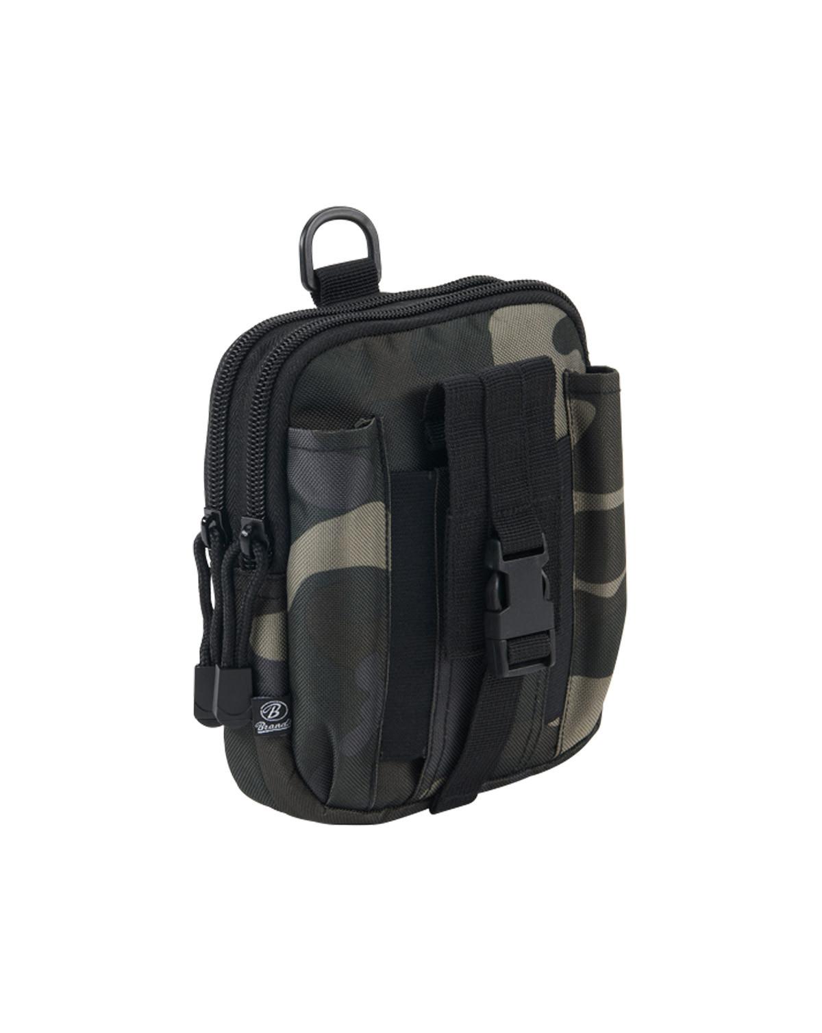 Brandit Multifunktionell MOLLE Pouch (Dark Camo, One Size)