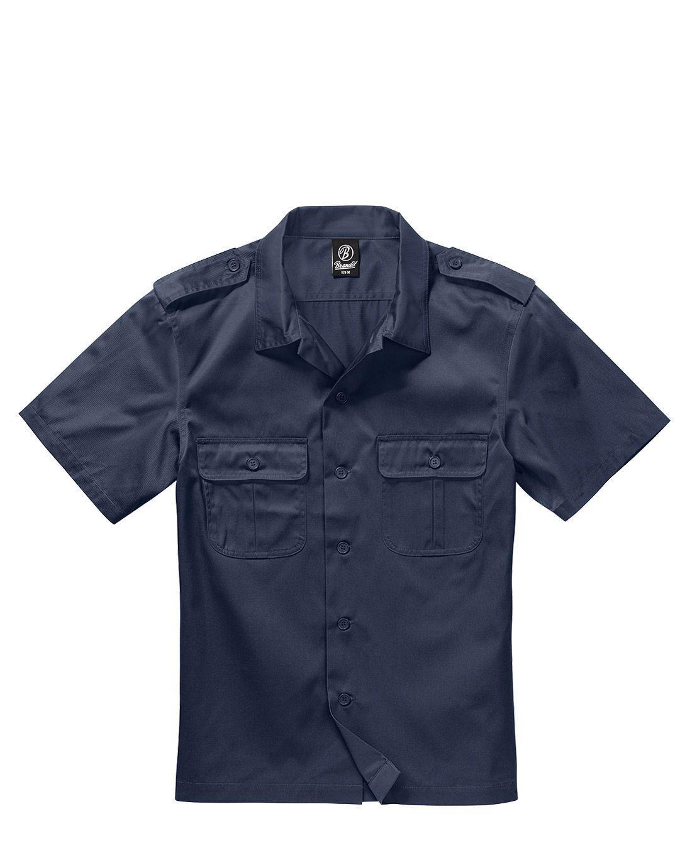 Brandit U.S. Army Skjorta (Navy, XL)
